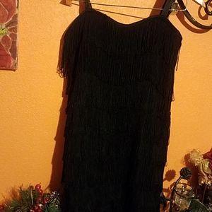 Twenty one flapper dress